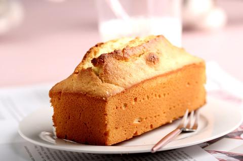 香橙&椰香磅蛋糕