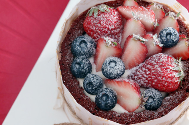 原来的原来-红丝绒蛋糕