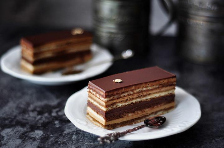 歌剧院蛋糕