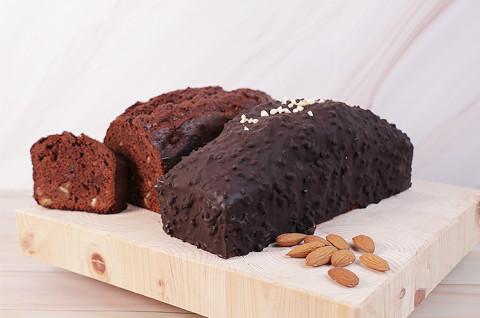 基础法点4:橙香杏仁巧克力&大理石磅蛋糕