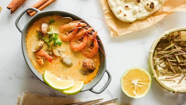 你想学的东南亚美味都在这!