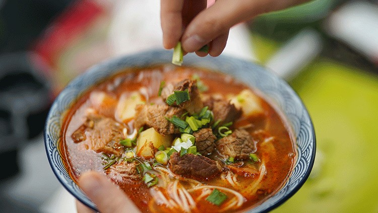 知名台湾大厨教你地道台式美味