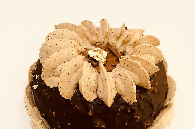 费列罗金融家蛋糕
